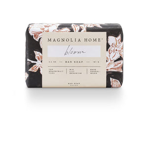 Magnolia Home Bloom Bar Soap