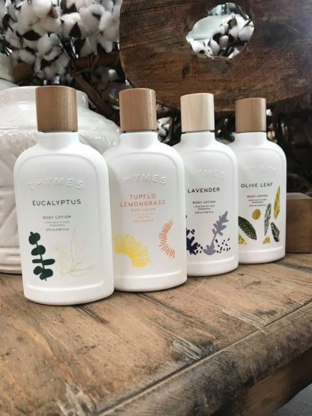 Thymes Olive Leaf Body Lotion!!!