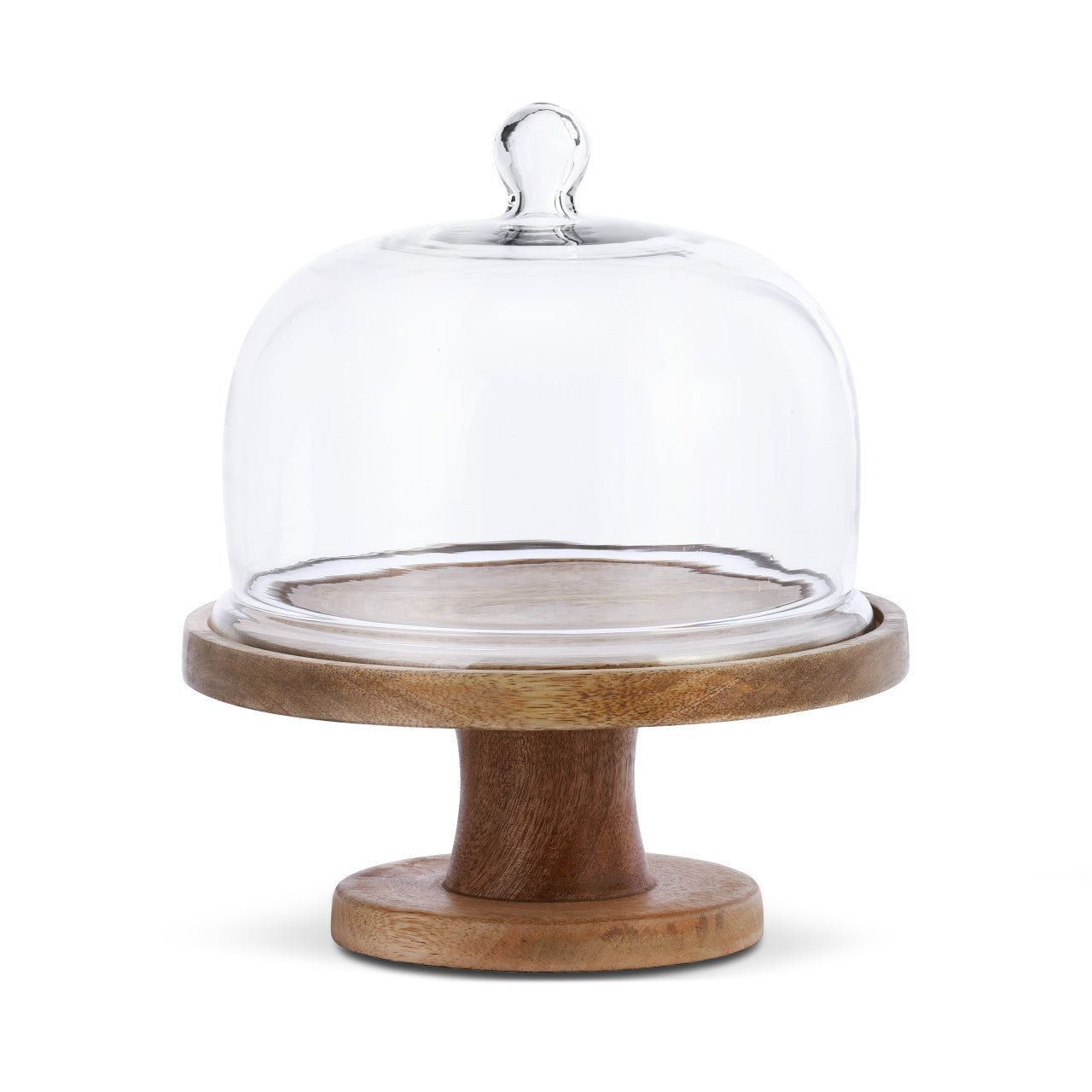 Cake Stand with Glass Cover!!!