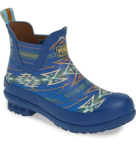 Pendleton Starwatchers Heritage Chelsea Boot!!! Blue!!!