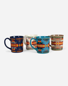 Pendleton Chief Joseph Mug Set!!!