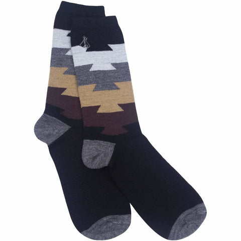 Pendleton Color Block Crew Socks!!!