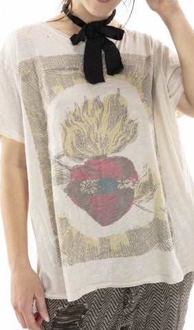 Magnolia Pearl Cotton Jersey Eternal Love T