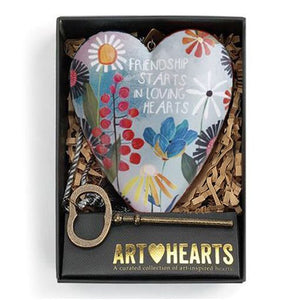 Friendship Loving Hearts Art Heart