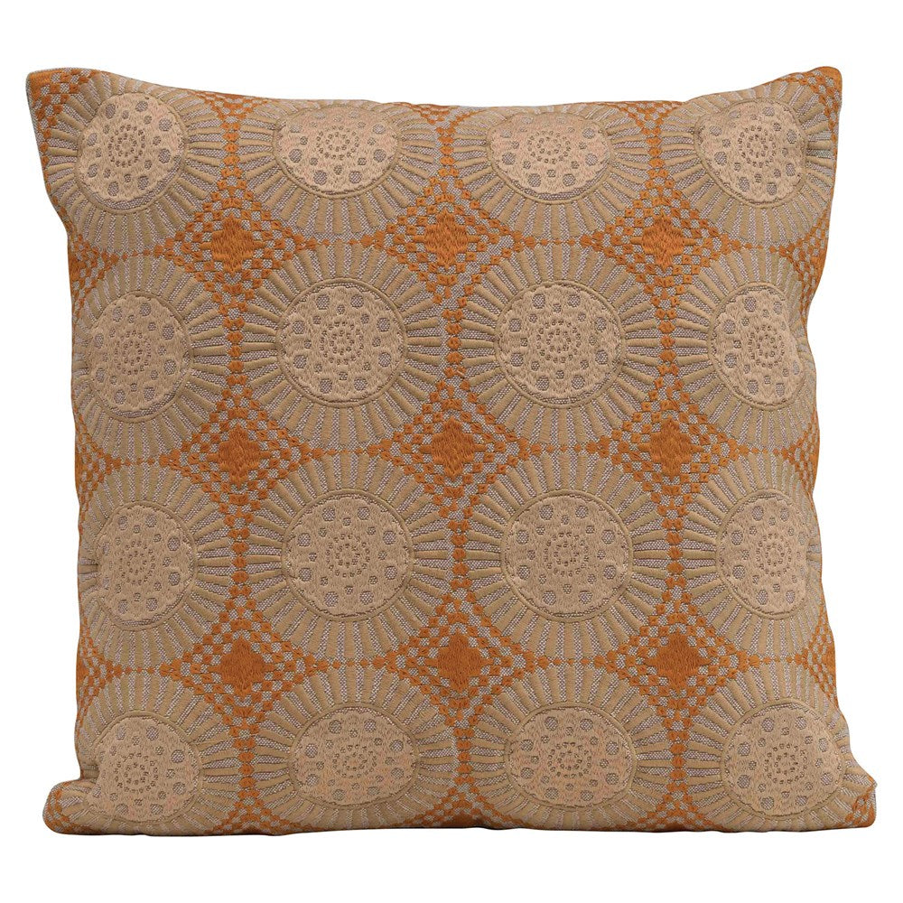 "18"" Embroidered Pillow"