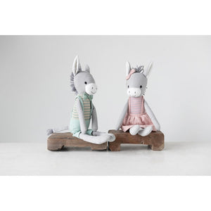 Cotton Knit Donkey! TWO Styles!