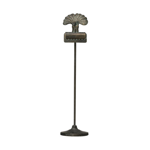 "15.75""H Metal Clip on Stand"