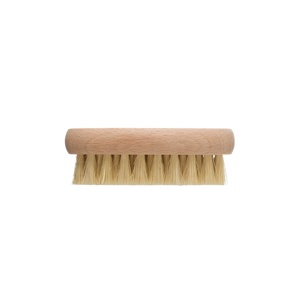 Natural Tampico & Beech Wood Vegetable Brush