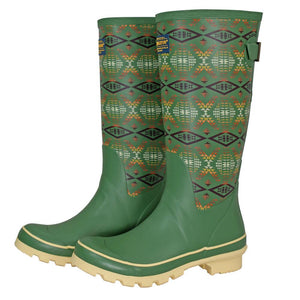 Pendleton Classic Diamond River Tall Boots