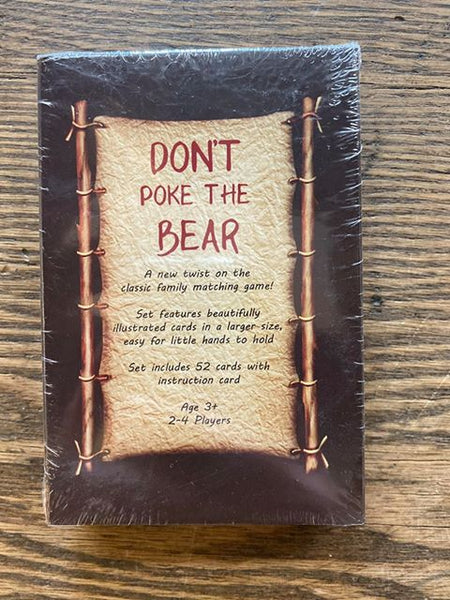 "Columbus, Montana: ""Don't Poke the Bear"" Matching Card Game!!!"