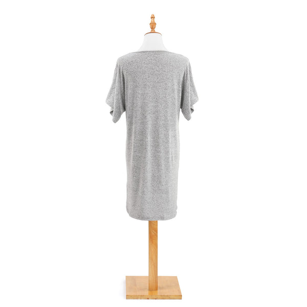 Dove Gray Long Lounge Shirt!!!