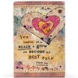 Kelly Rae Roberts Best Self Plaque