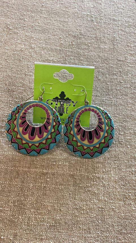 Gypsy Soule Earrings!!!