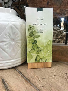 Thymes Eucalyptus Body Lotion!!!
