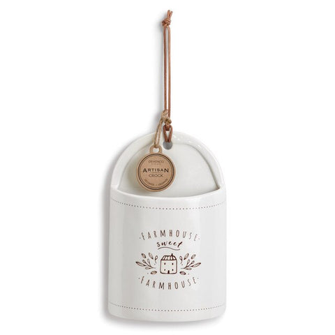Farmhouse Ceramic Crock
