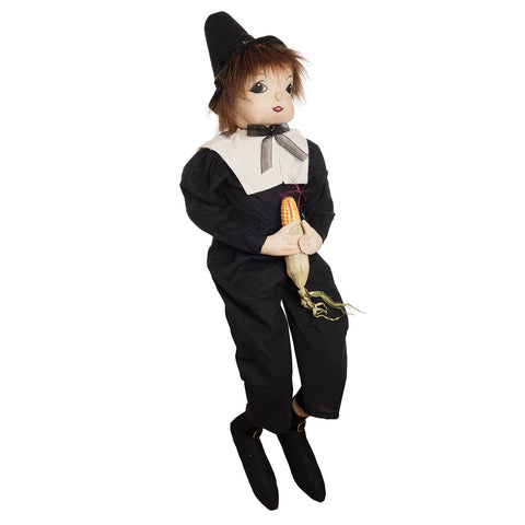 Joe Spencer Paxton Pilgrim Doll