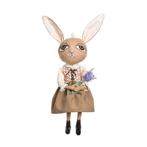 Joe Spencer Wilma Woodland Rabbit Doll