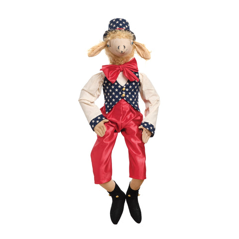 Joe Spencer Gordon Sheep Figure Doll