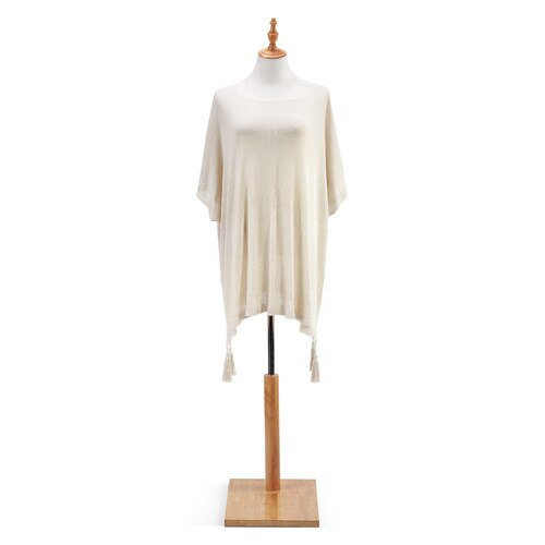 Fine Knit Poncho!!! TWO COLOR OPTIONS!!!
