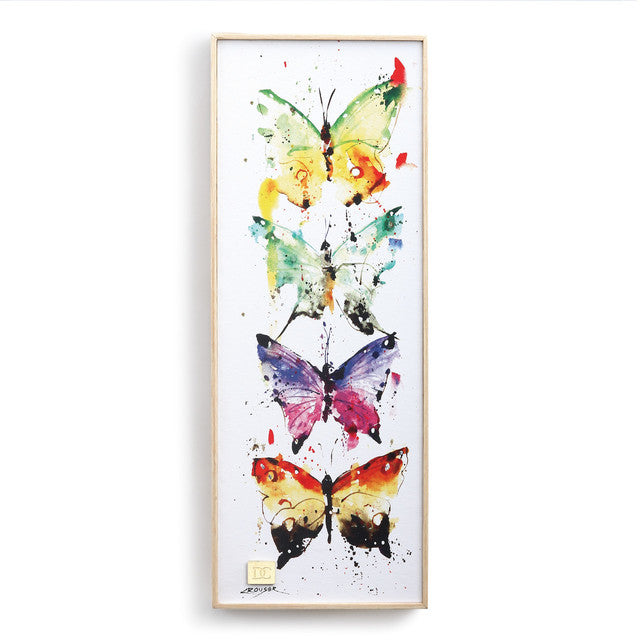 Four Butterflies Wall Art!!!
