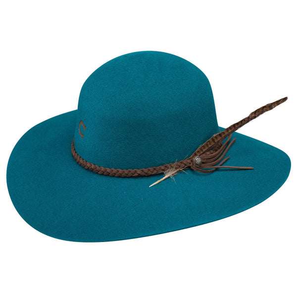Charlie 1 Horse Hat Co Free Spirit Hat!!! TWO COLOR OPTIONS!!!! Burgundy or Teal!