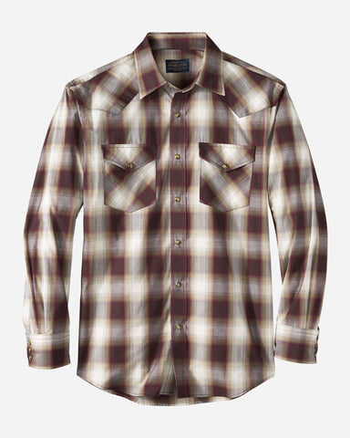 Pendleton Men's Frontier Shirt!!! Three Color Options!!!