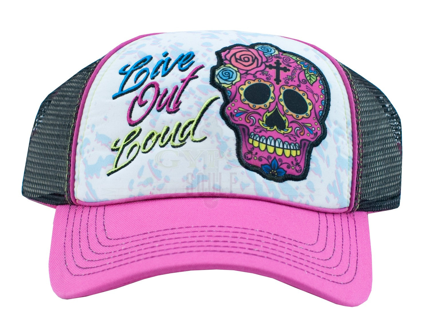 Gypsy Soule Live Out Loud Mesh Cap