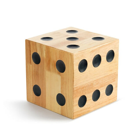 Really Big Wooden Dice
