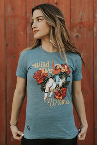 Rodeo Quincy Wild West Wilma Tee