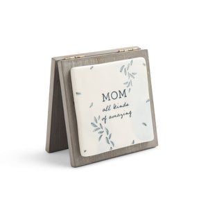 Amazing Mom Forever Card