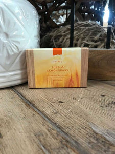 Thymes Tupelo Lemongrass Luxurious Bath Soap!!!