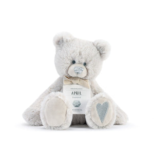 April Birthstone Bear