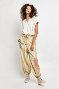 Free People Long Time Gone Balloon Pant
