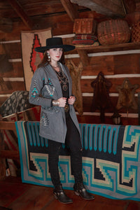 Tasha Polizzi Mountainside Cardigan/ Jacket