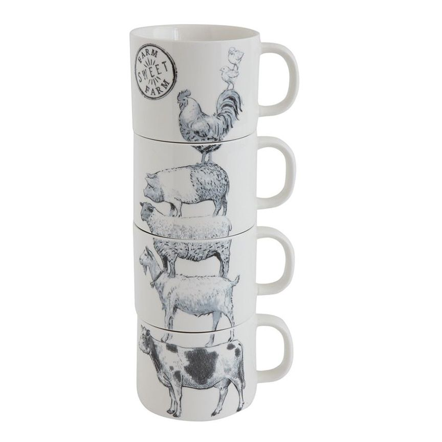 Farm Sweet Farm Mug Set