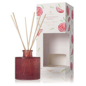 Thymes Passionfruit Neroli Petite Reed Diffuser!!!