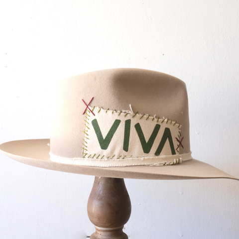 Greeley Hat Works Viva Hat!!!