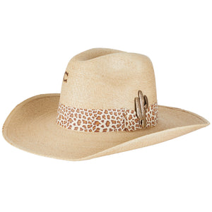 Charlie 1 Horse Wild Thing Straw Hat