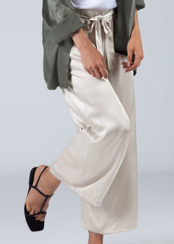 Zenara Arianne Satin Pants!!! TWO COLORS!!!