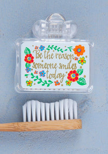 Natural Life Be The Reason Toothbrush Cover