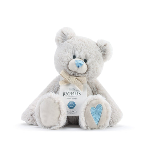December Birthstone Bear