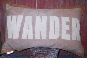Wander Pillow!!!