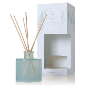 Thymes Washed Linen Petite Reed Diffuser!!!