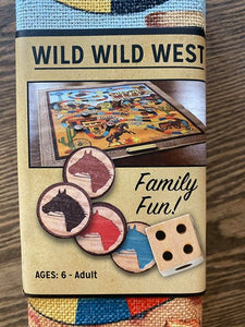 "Columbus, Montana: ""Wild West"" Game"