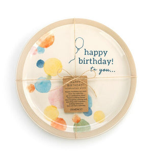Happy Birthday! Plate