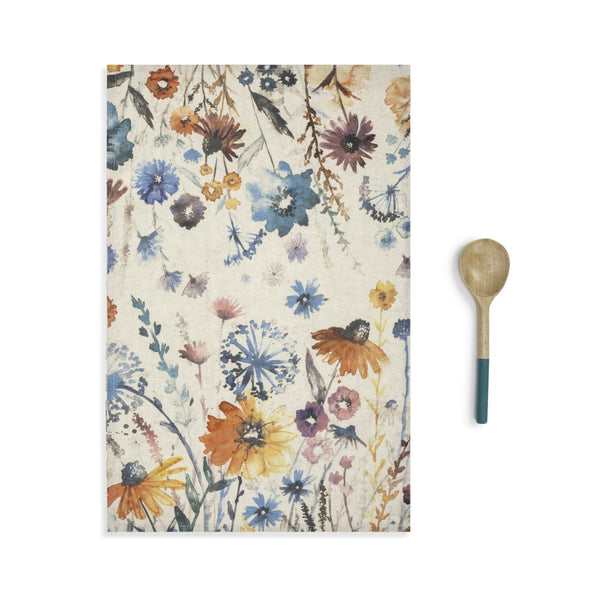 Meadow Flowers Kitchen Towel & Utensil Set