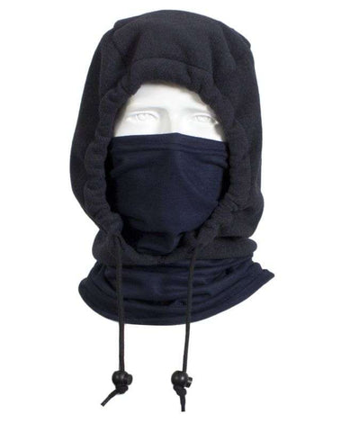 NSA FR FLEECE 3-IN-1 HOOD - 18 Cal (H74FL28)