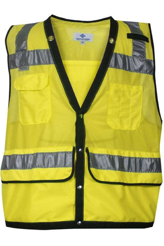 NSA Mesh Construction Survey Vest (8016)
