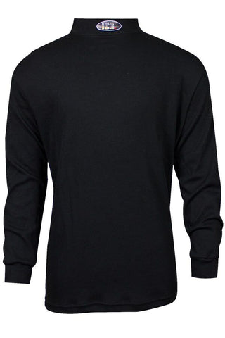 NSA Black Ice FR™ Mock Turtleneck (BSTBKLS)