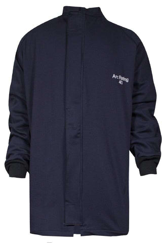 NSA 40 cal ArcGuard® Complaince™ Short Coat with Zipper (C04UQUQ40Z)